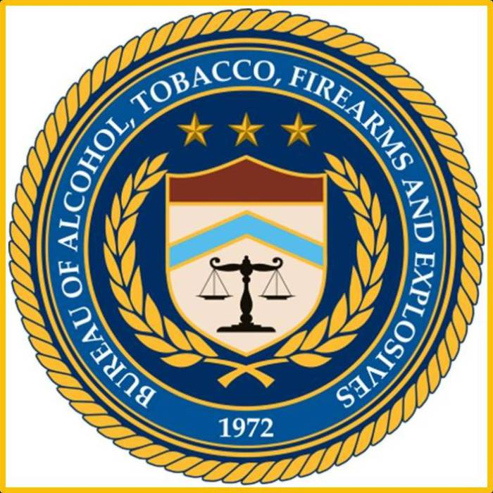 U.S. Bureau of Alcohol, Tobacco, and Firearms