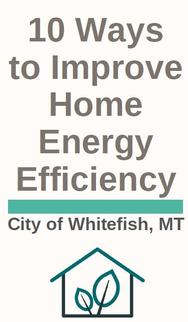 View the Home Energy Efficiency Brochure (PDF)