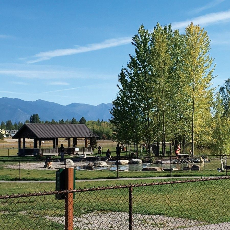 Hugh Rogers WAG Dog Park is free to the public and welcomes all responsible users.