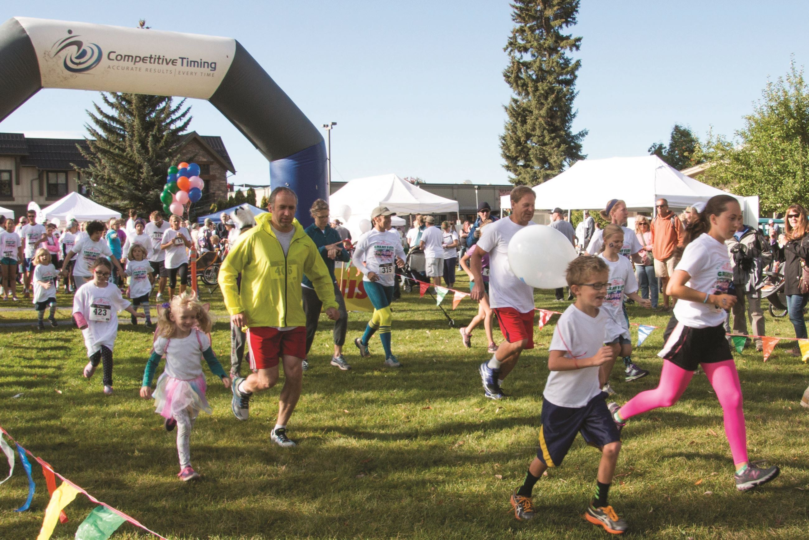 Great Fish Color Run and Community Celebration